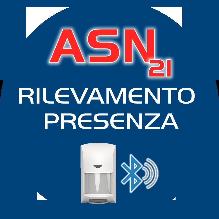 ASN 21 SENSORE RILEVAMENTO PRESENZA